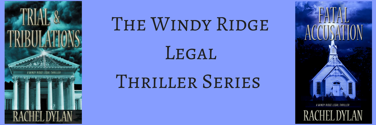 Book 2 in the Windy Ridge Legal Thriller Series