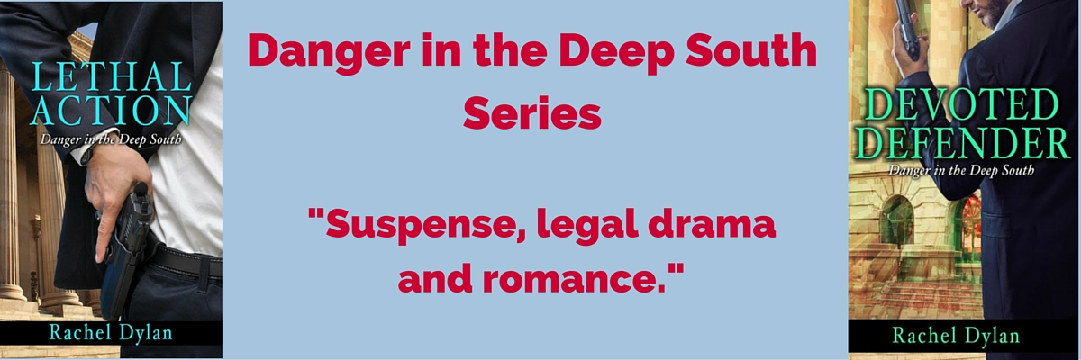 Danger in the Deep South Series (2)